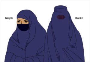 Niqab en Burka