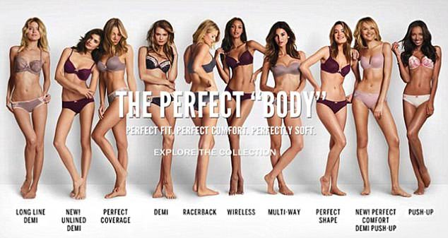 "Victoria's Secret: ""The Perfect Body"""