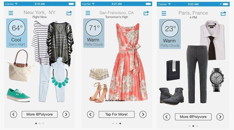 App van de week: DressCast