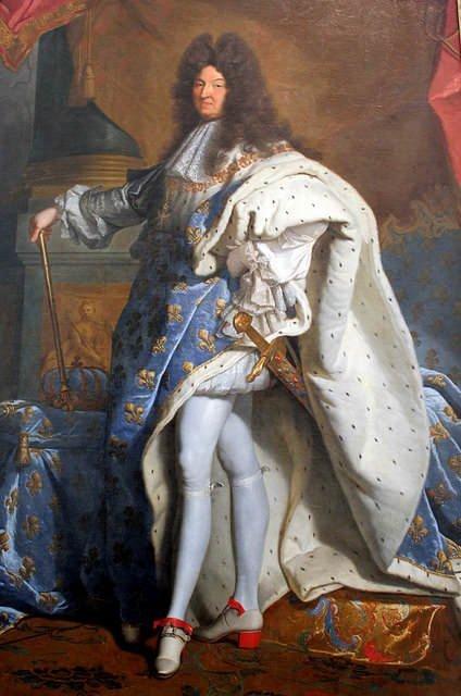 Koning Louis XIV van Frankrijk - Photo Credits: ~W~ (Source: Flickr.com)