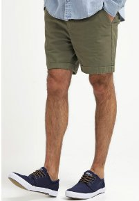 Shorts heren Mango