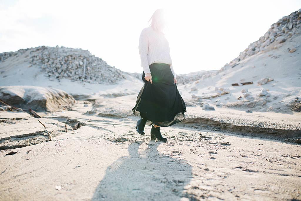 De rok: een onmisbaar kledingstuk deze winter