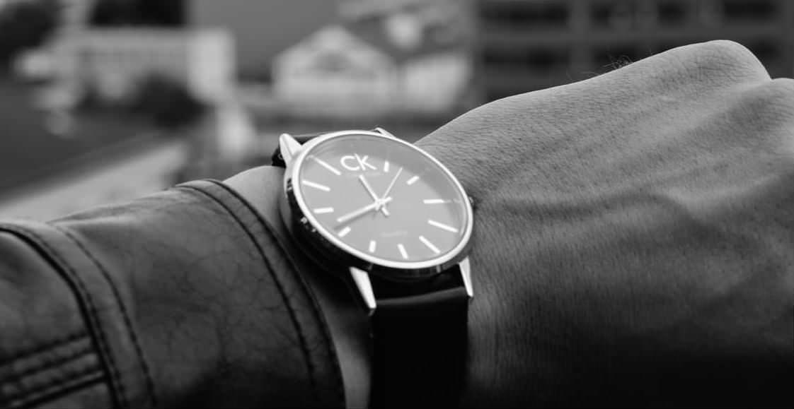 Horloges: voor de echte man