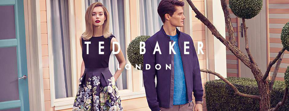 You've got to love Ted Baker. Leer hier alles over dit
