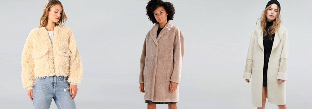 Teddy Coat: de warmste trend