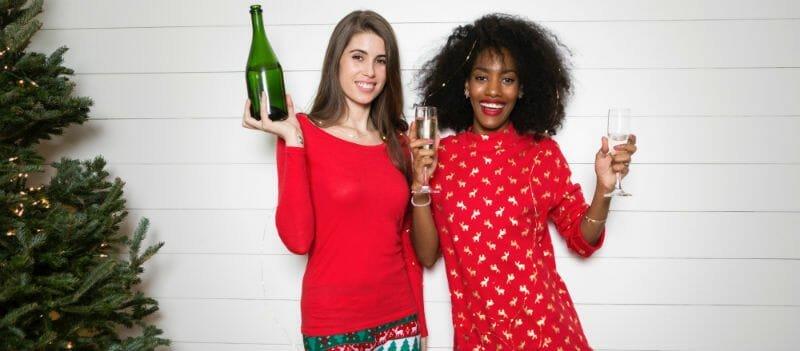 De mooiste party outfits voor tijdens de feestdagen!
