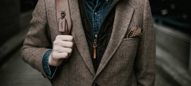 Tweed pakken, voor een stijlvolle winterlook