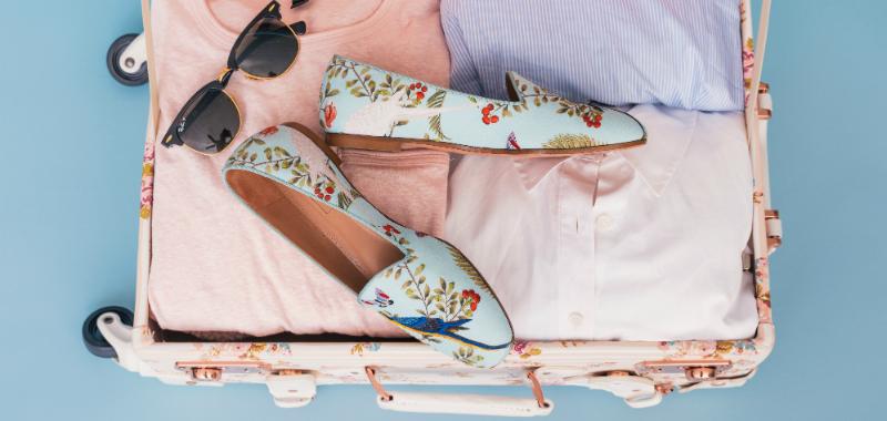 Vijf schoenen die je zéker in je koffer moet hebben
