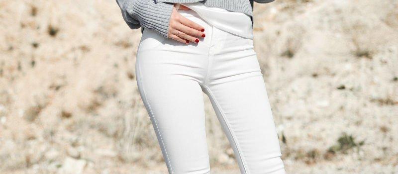 Witte broek: zó draag je hem zonder problemen