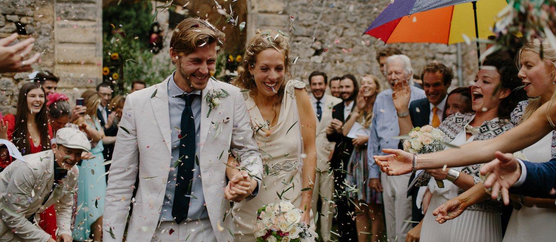 Bruiloften 2019: Dít zijn de favoriete dresscodes!