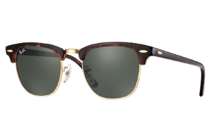 Clubmaster Ray-Ban zonnebril