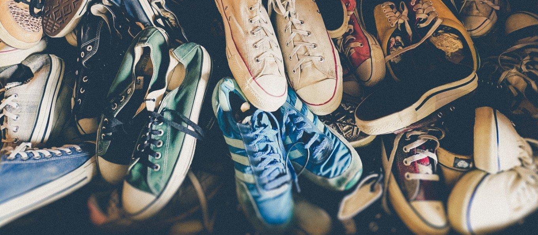 Onderzoek: Zo veel schoenen liggen er ongebruikt in de kast!